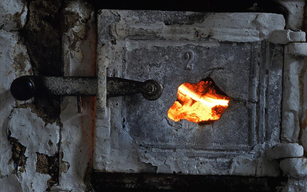 Dette er et rentbrennende ildsted