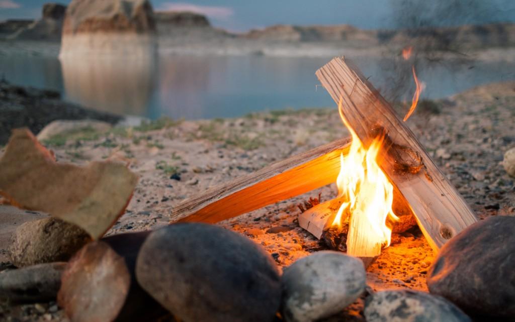 Tørr ved gir best varme