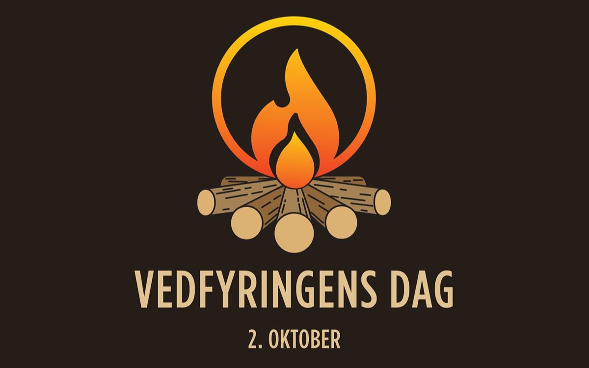 Vedfyringens dag logo